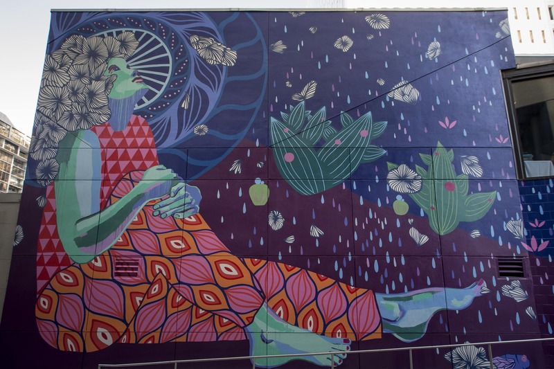 Mural Collaborations